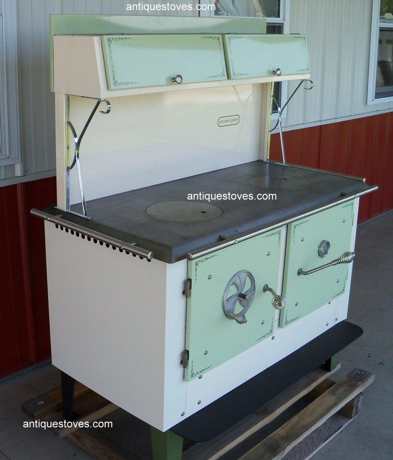 Kitchen Queen Wood Cook Stove: Kitchen Queen Cookstove