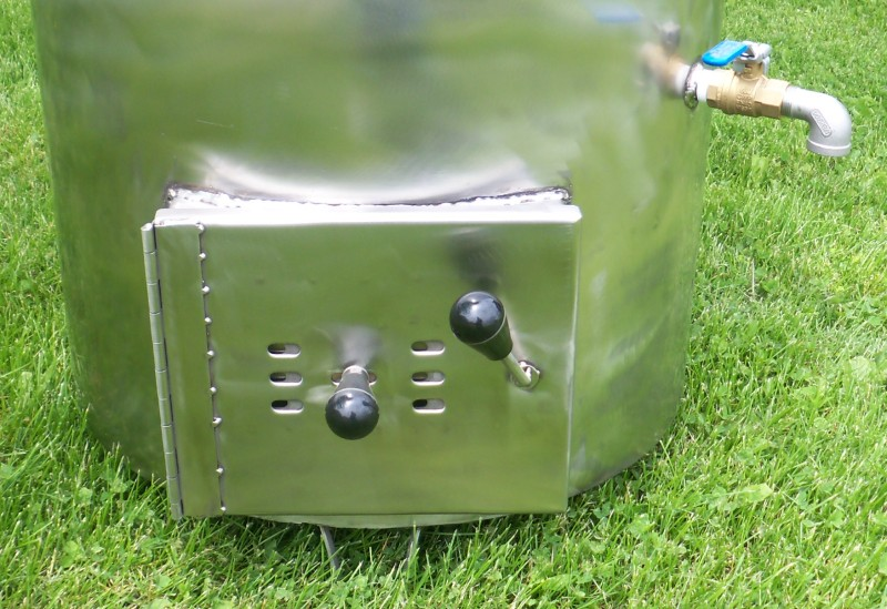 Wood Fired Canner